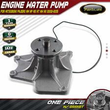 Water Pump W/ Gasket for Mitsubishi Pajero NM NP NS NT NW NX 4M41T Turbo Diesel