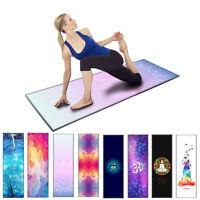 Non-slip Yoga Mat Carrier Mattress Cushion Thick  Exercise Gym Fitness Pilates