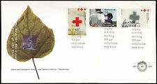 Netherlands 1992 Red Cross FDC First Day Cover #C28008