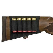 BLACK mossy oak Buttstock shotgun shell holder stock hunting shooting MO-BSHH-BL