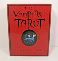 RARE! The Vampire TAROT *Robert M. Place* 1st Edition 2009 VERY Good Condition!