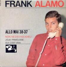 FRANK ALAMO EP FRANCE ALLO MAI 38-37