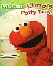 Elmo's Potty Time DVD (2009)