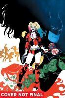 Harley Quinn Vol. 1: Die Laughing (Rebirth) (Harley Quinn: DC Universe Rebirth)