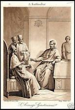STAMPA ORIGINALE 1800 S. LORENZO GIUSTINIANI