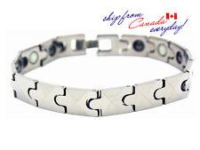 Tungsten Energy Magnetic Bracelets Helps Health Balance Man's Bracelet