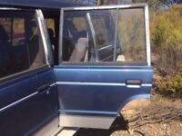 1990 Mitsubishi Pajero 4WD Left Back Door