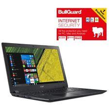 "Acer A315-31-C8R1 15.6"" Laptop Celeron 4GB 1TB With BullGuard Internet Security"