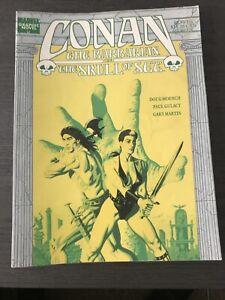 Marvel Conan Comic Conan the Barbarian - The Skull of Set SC EX