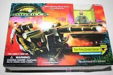 Godzilla Twin Firing Combat Cannon Trendmasters 1998 gijoe gi joe master motu