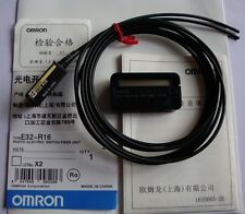 1PC New OMRON fiber optic sensor E32-R16