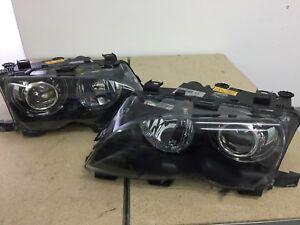 BMW E46 ZKW Xenon Scheinwerfer REPARATUR 2 x Reflektor NEU - ohne Aufbereitung