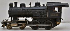 Vtg 50s B&O Locomotive #456 Prewar Post War O Scale 4-4-0 Brass No Tender Steam