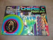 SCHUCO Chemie C Profi Lab - 6603 - Experimentierkasten - sehr guter Zustand