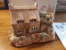"""Lilliput Lane """"cobblers cottage """" Mib with deed 1986 perfect condition"""