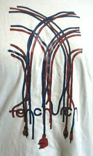 Fenchurch t-shirt Mens XL RCA cables/Leads DJ tee