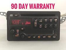 """GM8051"" Pontiac Vibe 03 04 05 06 07 Delco CD radio. OEM Factory Unit"