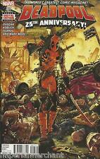 Marvel Deadpool comic issue 7 25th anniversary special                 .