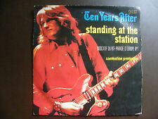 SP Ten Years After ‎– Standing At The Station  Chrysalis ‎– CHA 107 France  1973
