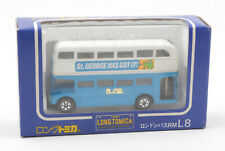 "Tomy Long Tomica (Japan) 1/86 London Bus RM ""New South Wales"" L8 *MIB*"