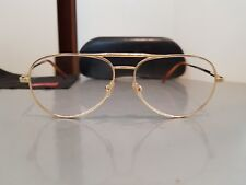 705c1d6a399 RAY BAN Aviator RB6135 2500 Gold Magnetic Clip On Glasses 56-13 140