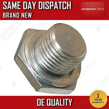 BRAND NEW OIL SUMP PLUG FIT FOR A NISSAN NOTE, QUASHQAI, XTRAIL MICRA