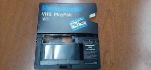 Panasonic VHS PlayPak VHS-C to VHS Motorized Converter Adapter VYMW0009