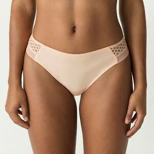 Prima Donna Twist String Honey Seide Silk Haut Nude Slip Tanga Dessous 0641730