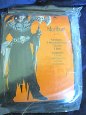 SKULLZOR Halloween Costume~Boys Size Small (6)~New In Package