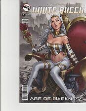 Wonderland One-Shot Cover A Age of Darkness Zenescope Variant CB5877