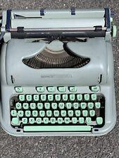Circa 1964 Vintage Original Hermes 3000 Typewriter. No Case Or Manual