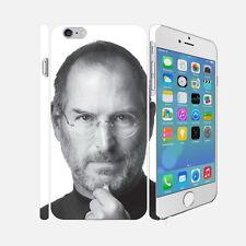 17 Steve Jobs - Apple iPhone 4 5 6 Hardshell Back Cover Case