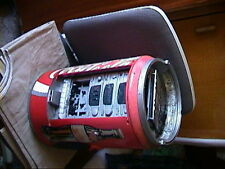 schrottige Rarität: Coca Cola Stereoanlage CD Kassette Radio Werbung Reklame