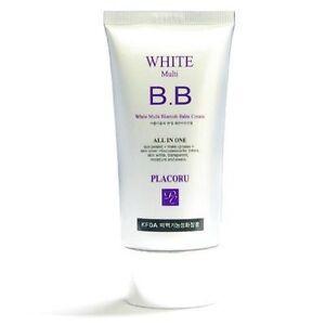 Plac Placenta BB Cream 50g Korean Cosmetic Makeup Base