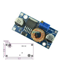5A XL4015 DC Step Down Adjustable Power Supply Module LED Lithium Charger Board