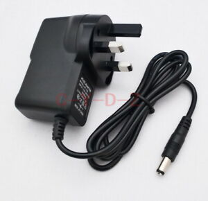 13.8V 1A UK plug 1000mA charger adapter for Lithium Ion Battery Li-ion LiPo