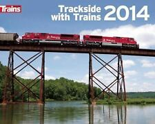 NEW - Trackside with Trains 2014 Calendar