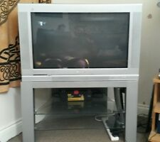 Phillips 32 inch CRT TV incl. Stand & remote