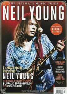 Neil Young - Ultimate Music Guide -146 Pages 2021 (NEW MAGAZINE)