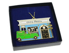 New Irish Christmas Ornament Post Office Gold Plated Brass from Ireland