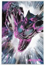 Stunning Black Panther Painting by Stuart Sayger Original Art!