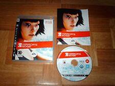 MIRROR'S EDGE...jeu complet...sur PS3