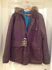 Men's ELEMENT Coat Jacket Size Large BNWT RRP$230