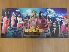 SNSD GIRLS' GENERATION - Mr. Mr. (4th Mini Album) [OFFICIAL] POSTER K-POP