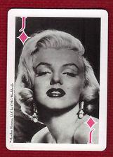 MARILYN MONROE Star Playing Card Jack of Diamonds CMG Worldwide