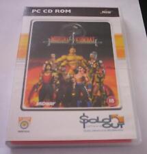 MORTAL KOMBAT 4 gioco pc originale picchiaduro RARO!!