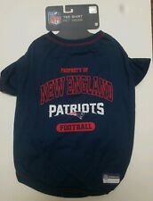 New England Patriots T-shirt Pet Wear size XL