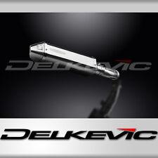SUZUKI DL1000 V-STROM 2014-2020 320mm TRI STAINLESS BSAU SILENCER EXHAUST KIT