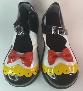 """Clown Shoes  - Mary Jane Style - 11 1/4"""" Inside Length"""