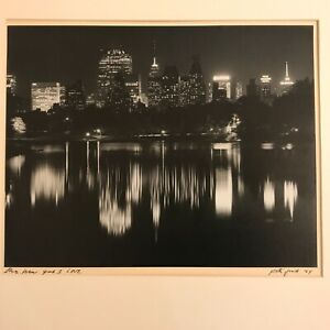 """Peter Fink (1907-1984) Cityscape Photo from """"The New York I Love"""""""